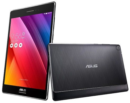 Asus ZenPad S 8 Z580CA-C1-BK - best android tablet under $300