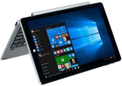 chuwi hibook 10.1 - dual os tablet