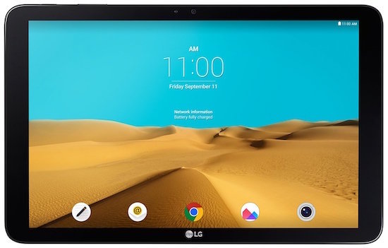 LG G Pad II 10.1 - best tablets under $300