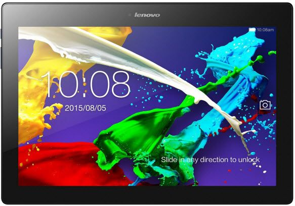 Lenovo Tab 2 A10 - best 10 inch tablet under $200
