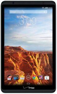 verizon ellipsis 4G LTE tablet