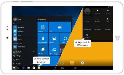 Chuwi Hi8 Dual Boot Tablet