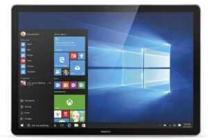Huawei Matebook - best tablets for artists