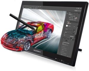 huion gt190s - best tablets for photoshop