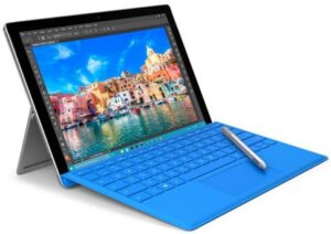 Microsoft Surface Pro 4 - best tablets for artists