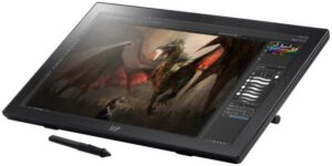 Monoprice 22 Pen-Display Tablet - best tablets for artists