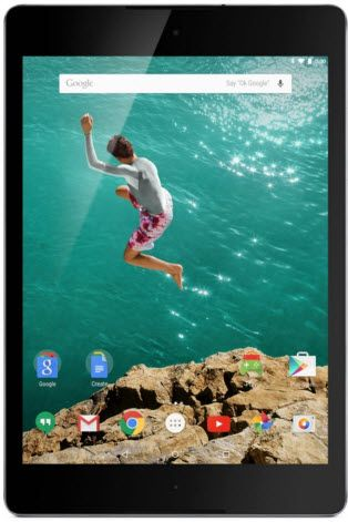nexus 9 - best android tablet under $400