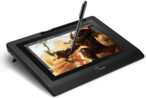 Parblo Coast 10 - best tablets for graphics