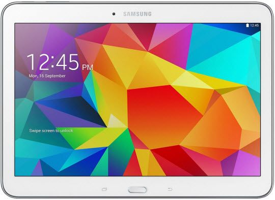 samsung galaxy tab 4 - best budget tablet under $400