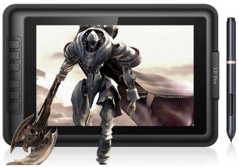 xp-pen artist 10 s - best tablets for photoshop