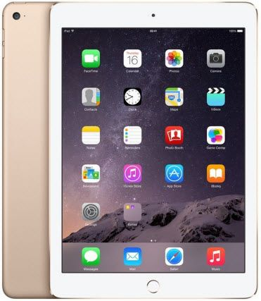 apple ipad air 2 - best tablets for seniors and elderly