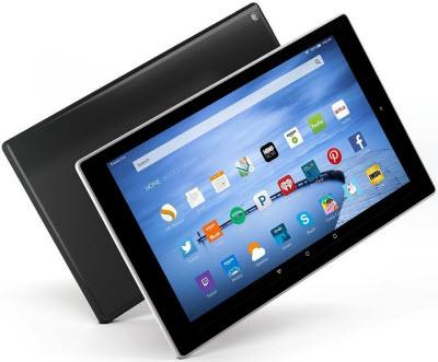fire hd 10 tablet - best cyber monday tablet deals