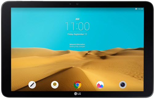 lg gpad 2 - best tablets for seniors and elderly