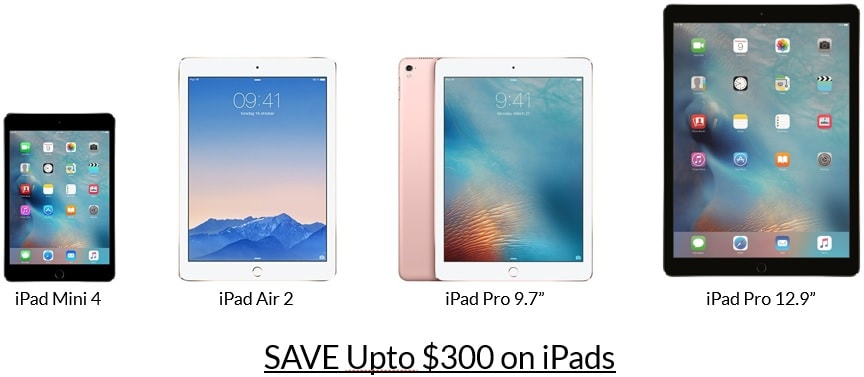 cyber monday deals - ipads - best cyber monday tablet deals