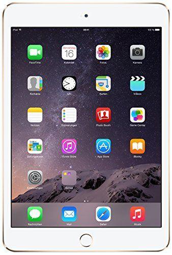 apple ipad mini 3 - best tablets for seniors and elderly