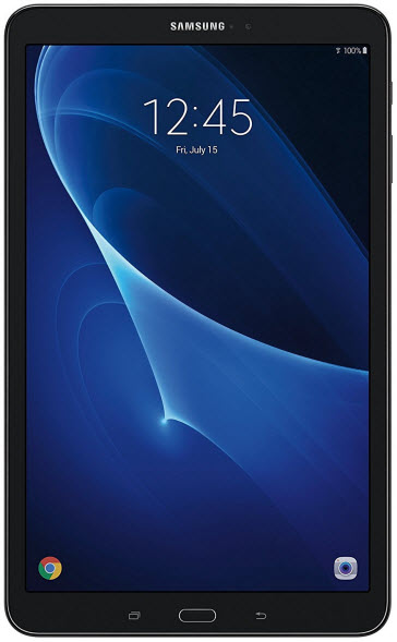 samsung galaxy tab a 10.1 - best cyber monday tablet deals