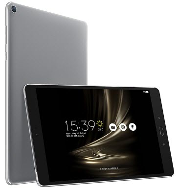 asus zenpad 3s - best tablets under $300