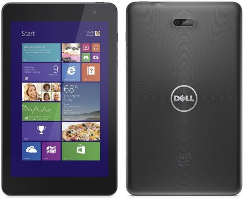 dell venue 8 pro - best 8-inch tablets