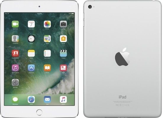 apple ipad mini 4 - best 8-inch tablets
