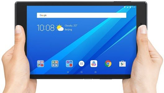 lenovo tab 4 8 inch - best tablets under $200