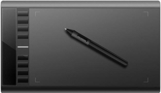 ugee m708 - best drawing tablets