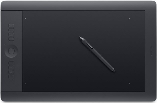wacom intuos pro - best drawing tablets
