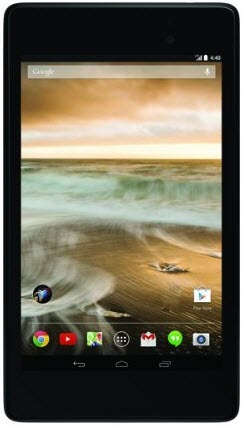 google nexus 7 by asus - best 7-inch tablets