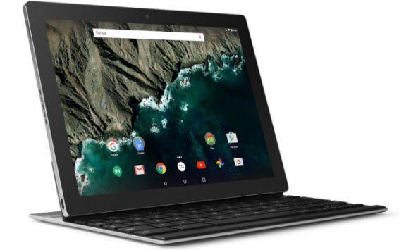 google pixel c - best 10-inch tablet