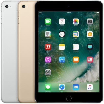 apple ipad mini 4 - best 7-inch tablets