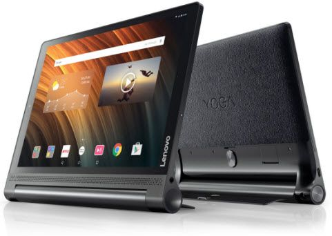 lenovo yoga tab 3 hd - best 10-inch tablets