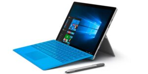 microsoft surface pro 4 - best 10-inch tablets