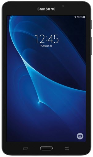 samsung galaxy tab a7 - best 7-inch tablets