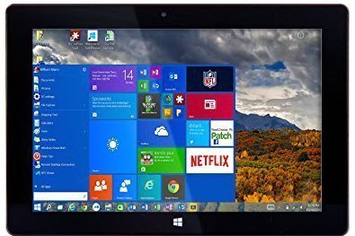 fusion 5 - windows 10 - Best Tablets with USB Port