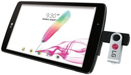 lg gpad 2 - Best Tablets with USB Port