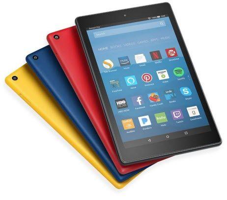 fire hd 8 - best tablets under $150