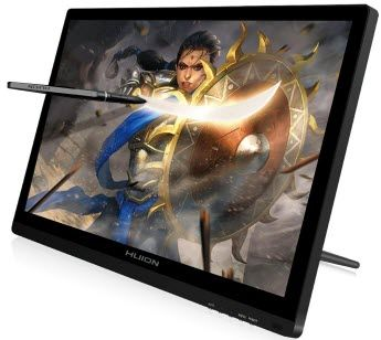 huion kamvas gt-191 - best tablets for photoshop