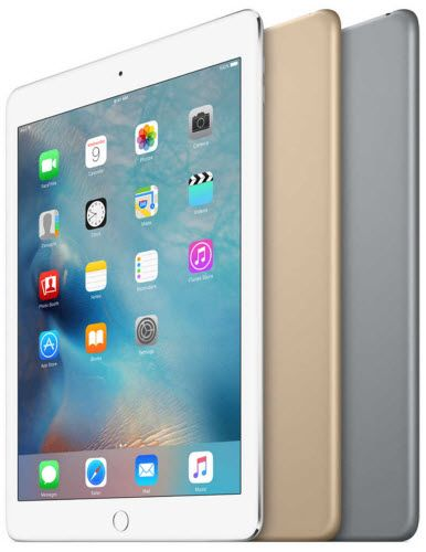 apple ipad air 2 - best tablets for college students