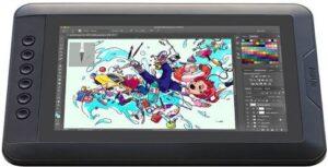 artisul d10 - best tablets for artists