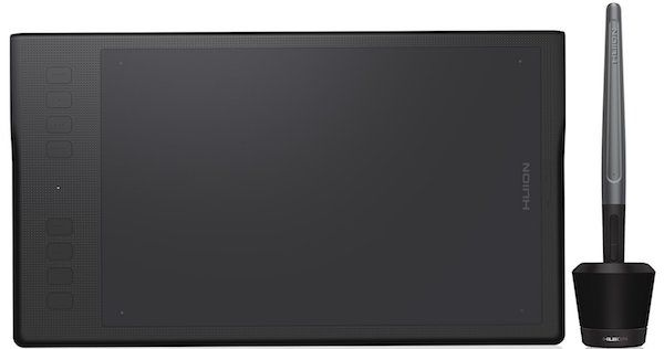 huion inspiroy q11k - best drawing tablets