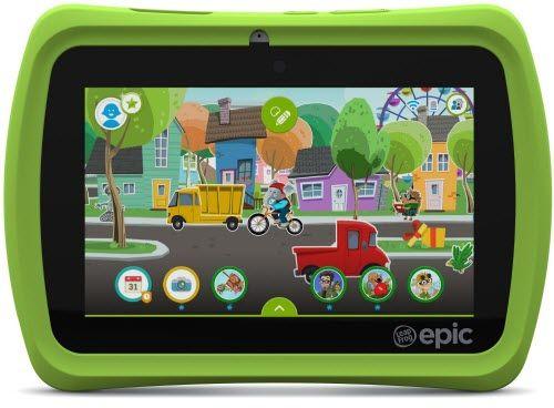 leapfrog kids edition tablet - best tablets under $100