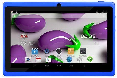 tagital 7 tablet - best tablets under $50