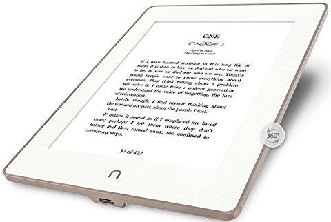 barnes noble nook glowlight e reader - best tablets for reading