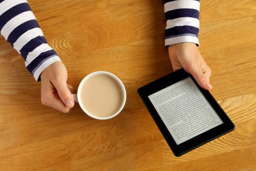 top 10 best tablets for reading