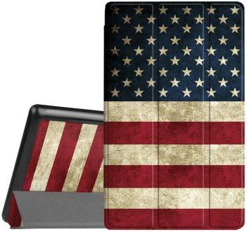 fintie us flag fire hd 8 case - best cases for fire hd 8