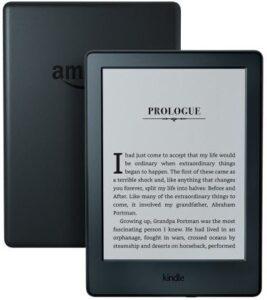 kindle 6-inch e-reader