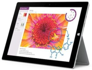 microsoft surface 3 - best tablet under 300