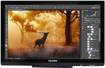 huion gt 220 v2 - tablets for artists