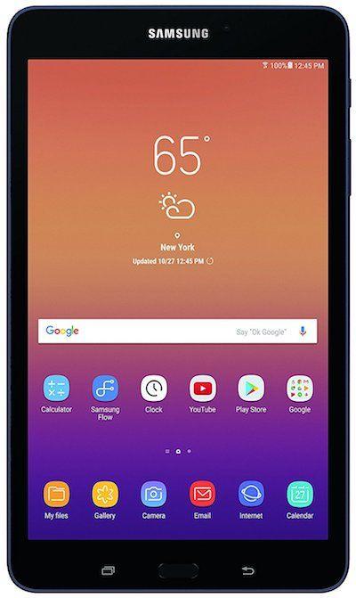 samsung galaxy tab a8 - best 8 inch tablet