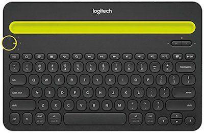 logitech bluetooth keyboard - best bluetooth keyboard 2017