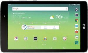 lg gpad x 8.0 - best tablet under 200